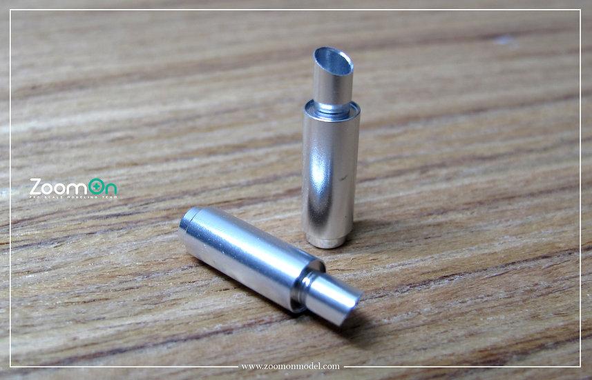 ZT020 5ZIGEN metal exhaust (M size)