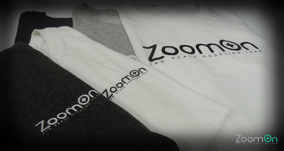 ZT001 ZoomOn T-shirt