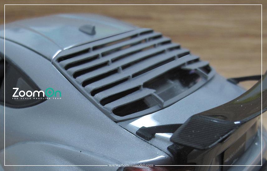 Z065 GT86 Rear window louver