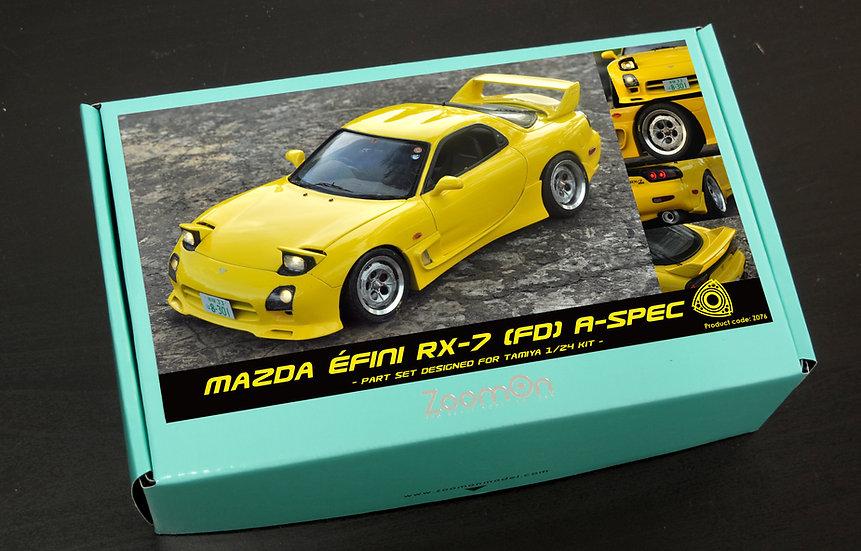 Z076 Mazda éfini RX-7 (FD) A-Spec part set