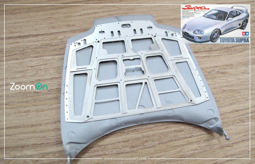 ZD080 Toyota Supra(JZA80) hood structure