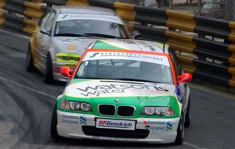 SK24113 BMW 320i Macau Guia 2003 Team Carly Motors