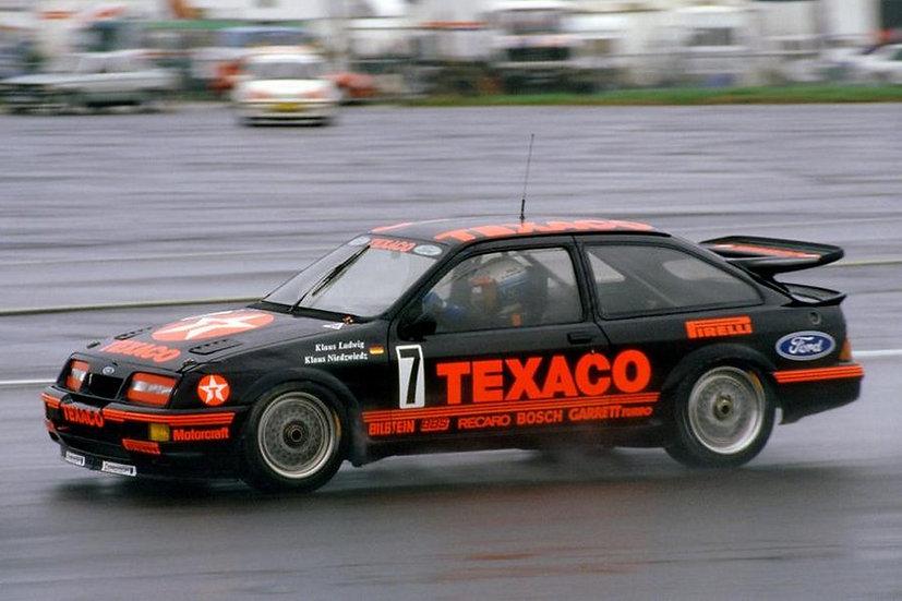 SK24059 Ford Sierra RS500 88 Texaco