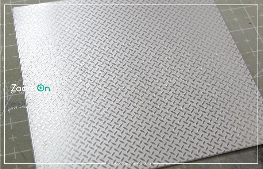 ZT027 Aluminium chequer plate