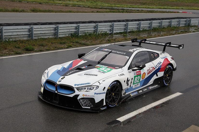 SK24124 BMW M8 GTE FIA World Endurance Championship Le Mans 24H 2018 BMW Team MT