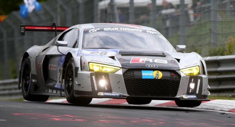 SK24104 Audi R8 LMS GT3 Nurburgring 24H Team WRT