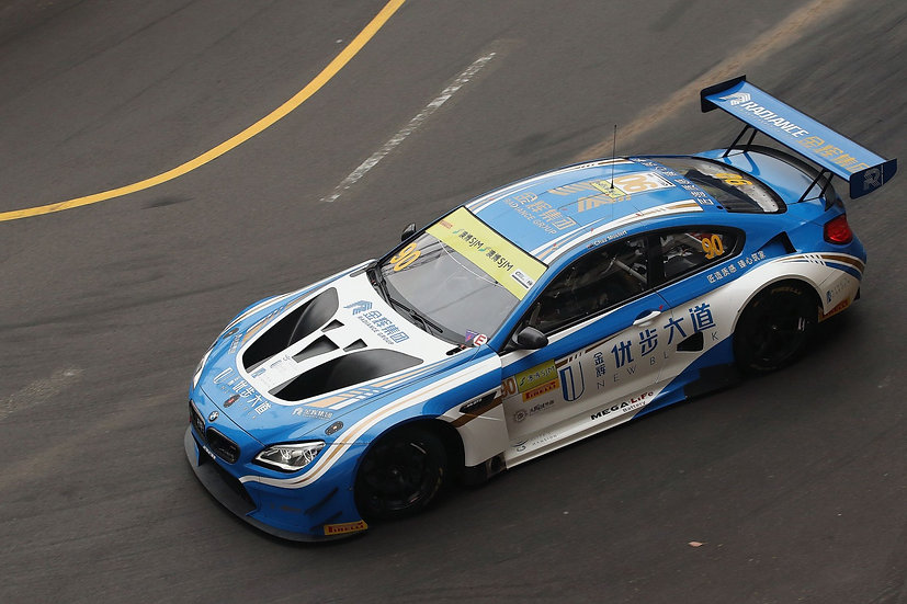SK24080 BMW M6 GT3 FIA GT World Cup 17 Macau Team AAI