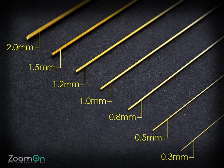 ZT005 Copper rod set