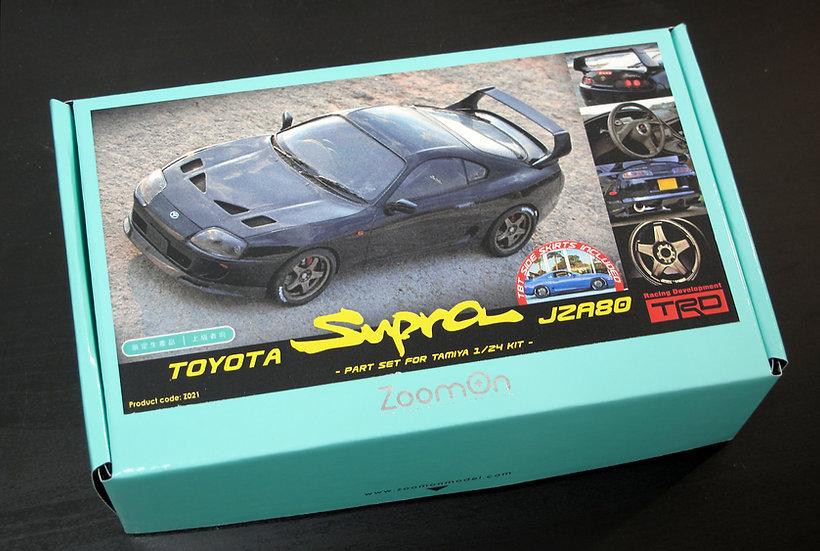 Z021 Toyota Supra(JZA80) TRD part set