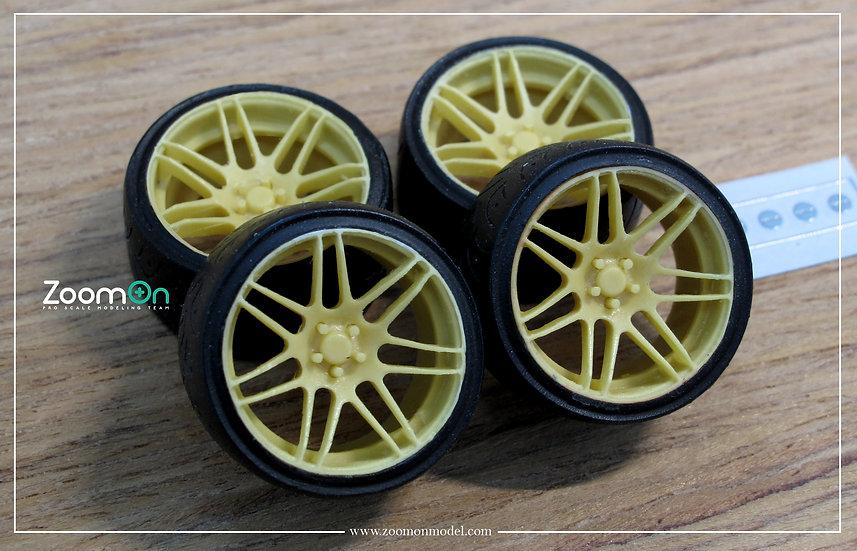 ZR046 Forgedstar F14 rim set