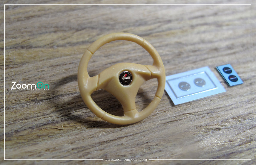 Z058 TRD steering wheel