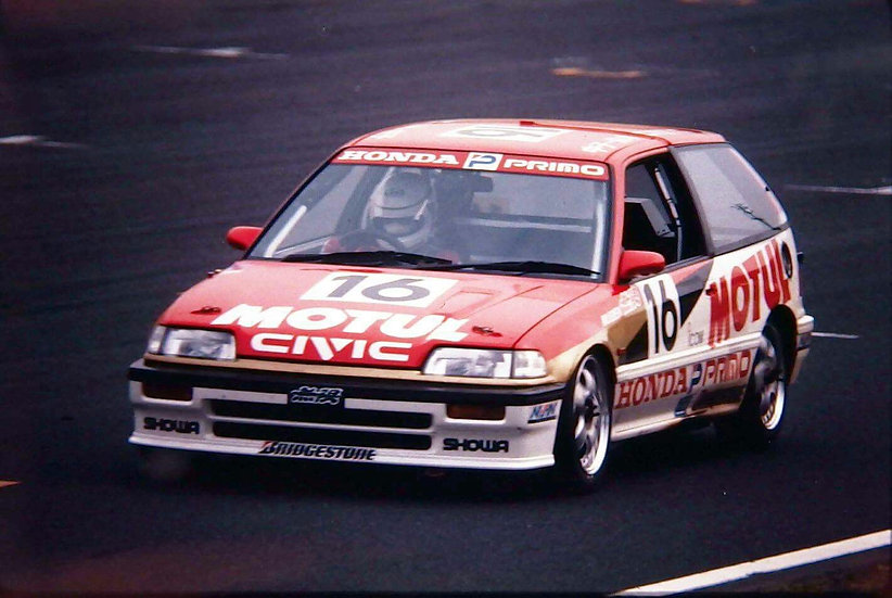 SK24032 Honda Civic EF3 Gr.A JTC 89 Motul