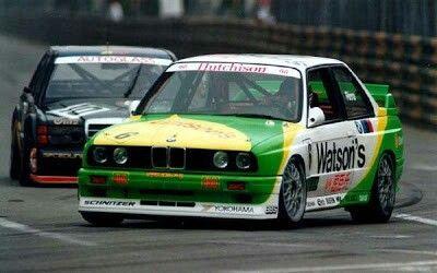SK24051 BMW M3 E30 Macau Guia 1991 Watson's