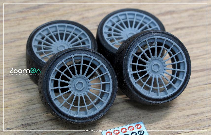 ZR054 Rotiform LAS-R rim set