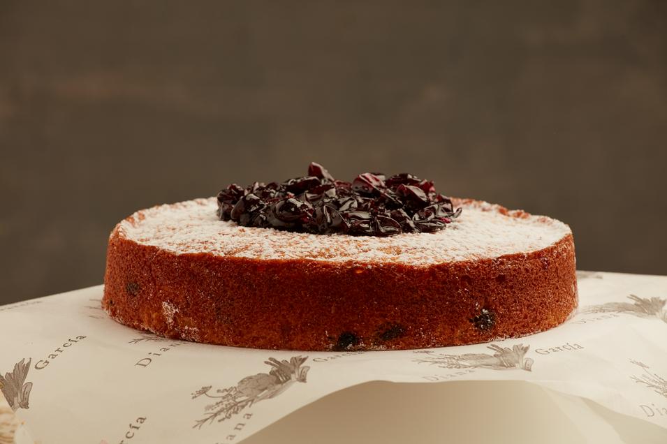 Torta de Uva Isabella