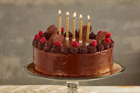 Torta de Chocolate Belga