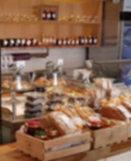 Panaderia y repostería para llevar