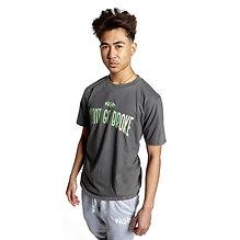 WGB OG T-Shirt Grey/Lime