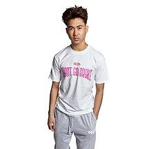 WGB OG T-Shirt White/Pink