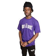 WGB OG T-Shirt Purple/White