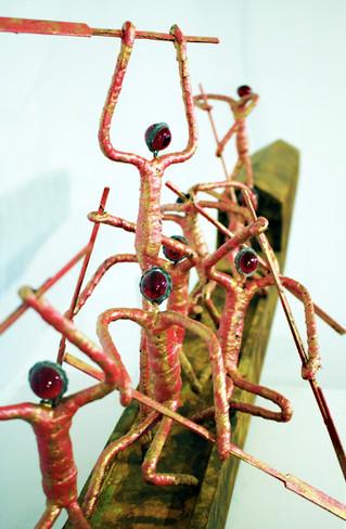 Detail of Rust Junk