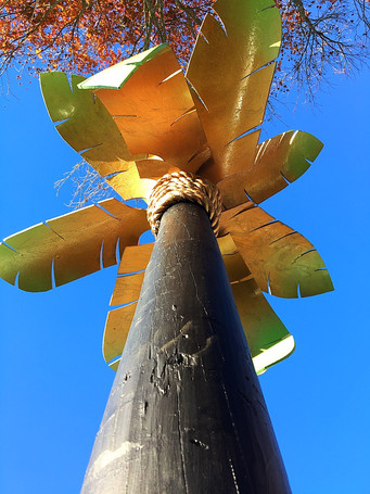Plastic Palm