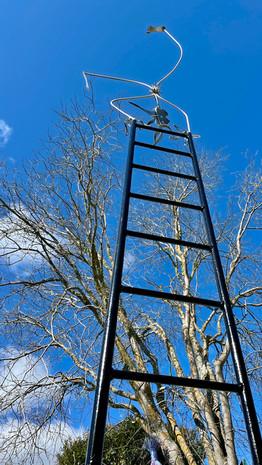 Ladder Handstand