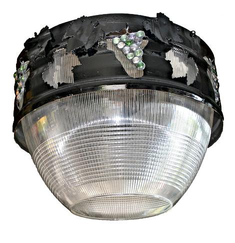 Grapevine lampshade