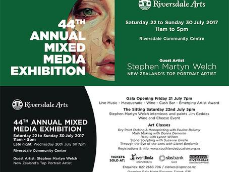 Riversdale Arts Annual Exhibition