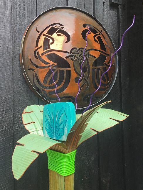Flora Fantastico & Celtic Copper