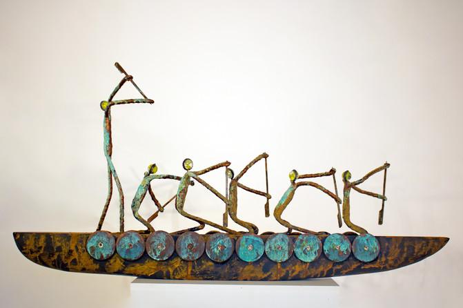 Shield Boat