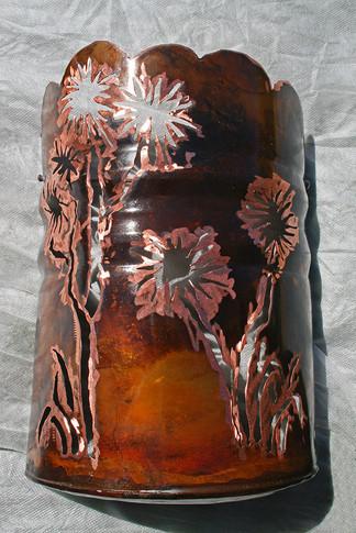 Copper Cabbage tree