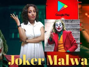 What is Joker Malware ?