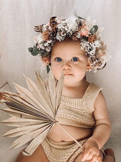 Child Flower Crown