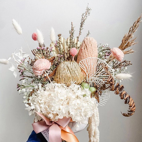 Small Dried & Preserved Vase Arrangement