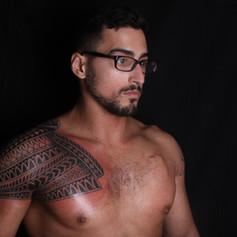 Iranian Tattoo