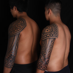 Mapuche Tattoos