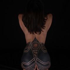 Big Black Tattoo