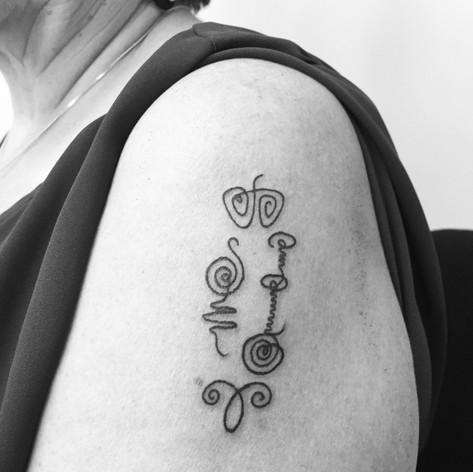 BioSignature Tattoo