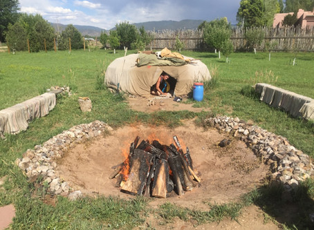 Sweatlodge Experience