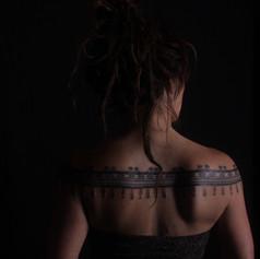 Mixed Cultral Tattoo