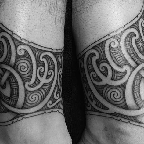 Celtic Maori Tattoo