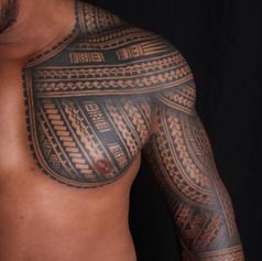 Polynesian Tatau