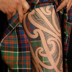 Maori Scottish Puhoro