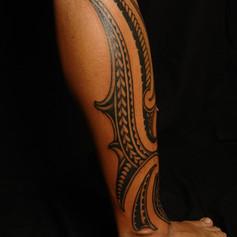 Maori Polynesian Tatau