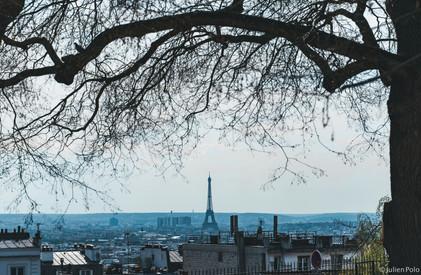 Parvis du Sacré-Coeur
