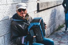 Musicien de Montmartre