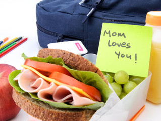Packing Tooth-Friendly Lunches
