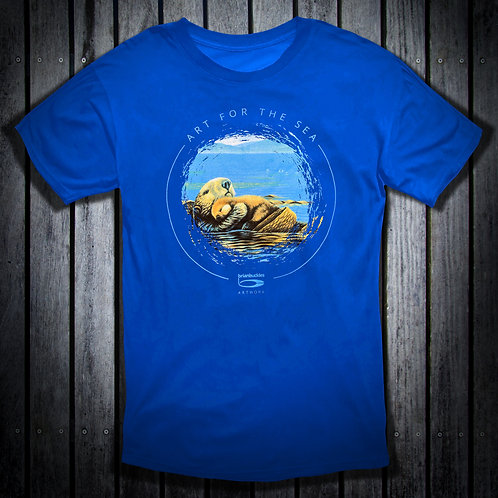 Sea Otters Tee