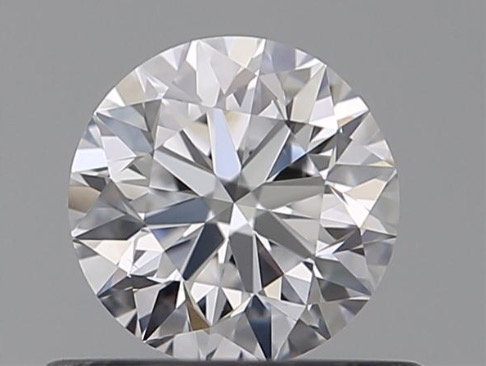 Matching one carat total round brilliant